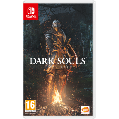 Switch - Dark Souls Remake