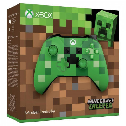 Xbox One - Controle Wireless Minecraft