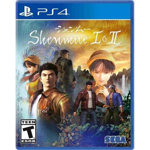 PS4 - Shenmue I & II