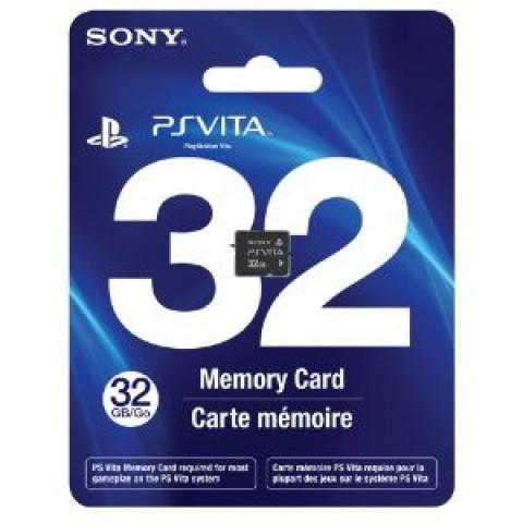 SONY - Cartão Ps vita 32gb Lacrado