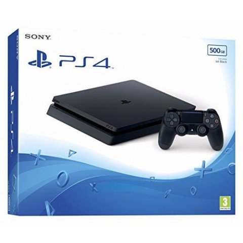 SONY - Playstation 4 SLIM 500gb - CUH 2115A