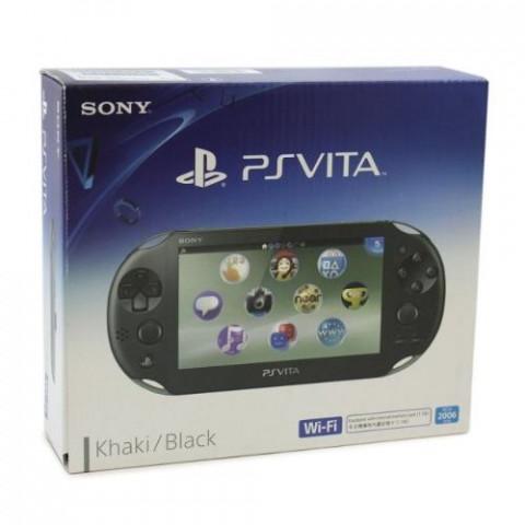 SONY - PS Vita Slim Model - (Black) - Garantia de 3 Aanos