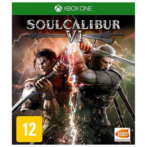 Xbox One - Soul Calibur 4