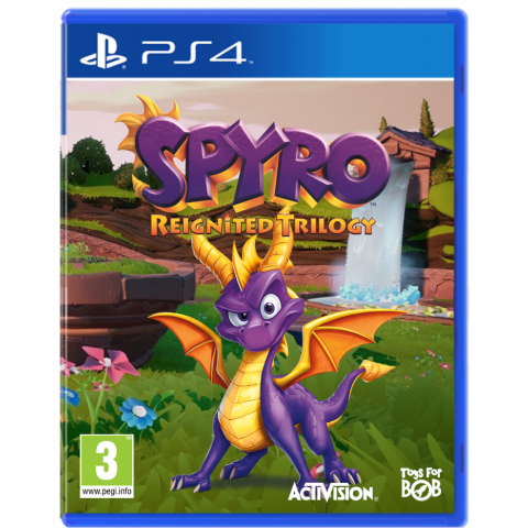 PS4 - Spyro Reignited Trilogy