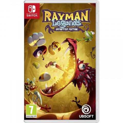 Switch - Rayman Legends - Definitive Edition