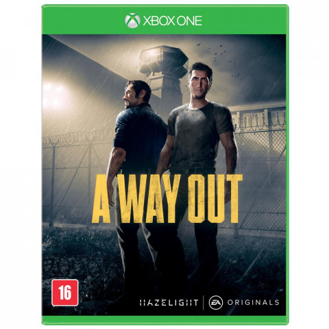 Xbox One - A Way Out - Português