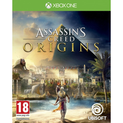 Xbox One - Assassins Creed Origins - Totalmente em Português
