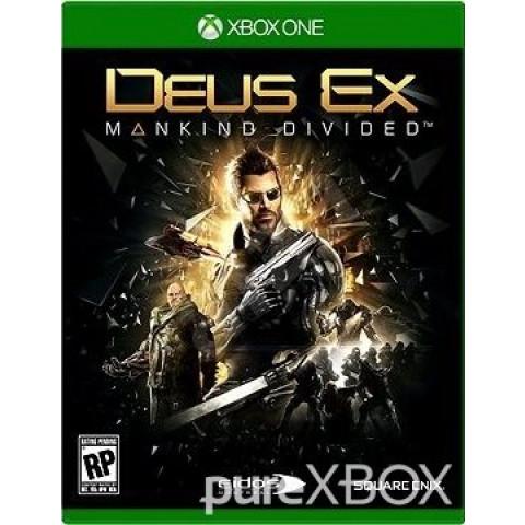 Xbox One - Deus Ex Mankind - Português