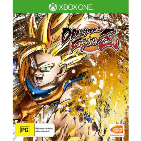 Xbox One - Dragon Ball FighterZ - Português