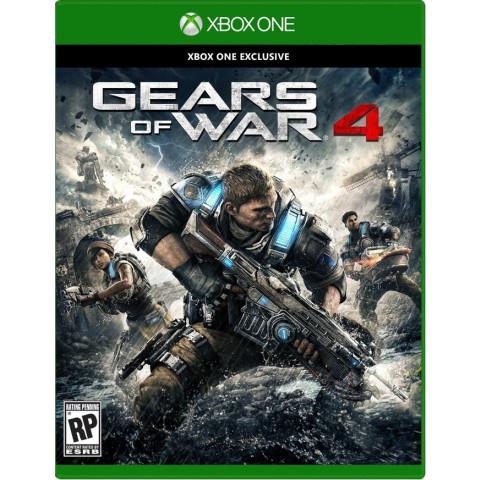 Xbox One - Gears Of War 4 - Português