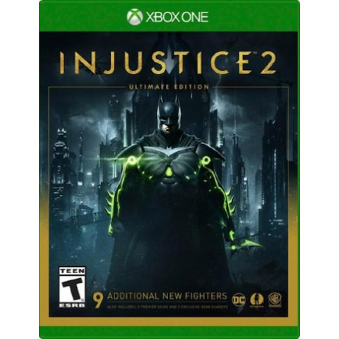 Xbox One - Injustice 2 - Gold Edition