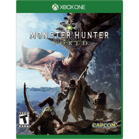 Xbox One - Monster Hunter World - Português
