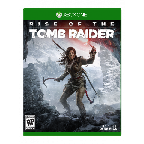 Xbox One - Rise of Tomb Raider - Português