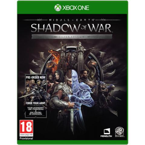 Xbox One -Sombras da Guerra - Totalmente em Português