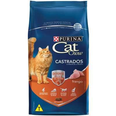 Ração Nestle Purina Cat Chow Gatos Exigentes