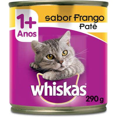 Whiskas Lata Sabor Frango 1+