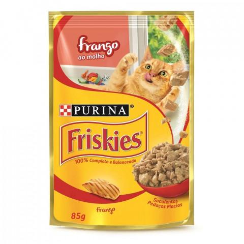 Friskies Purina Frango