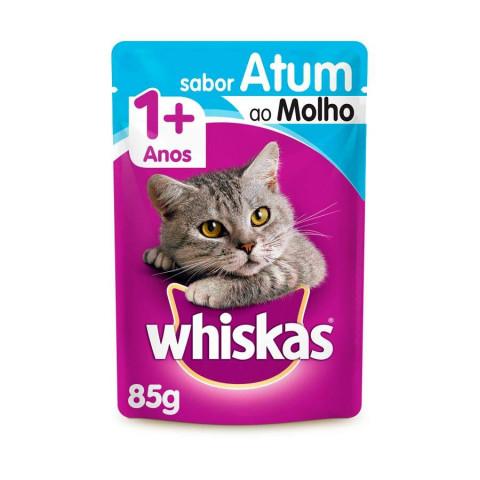 Whiskas Sabor Atum 1+