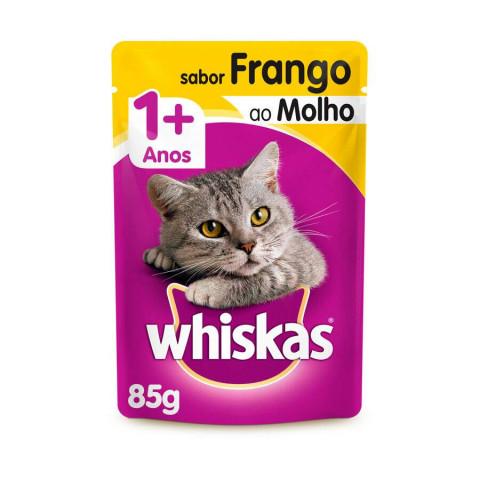 Whiskas Sabor frango 1+