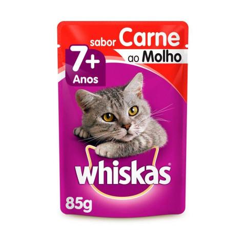Whiskas Sabor Carne 7+
