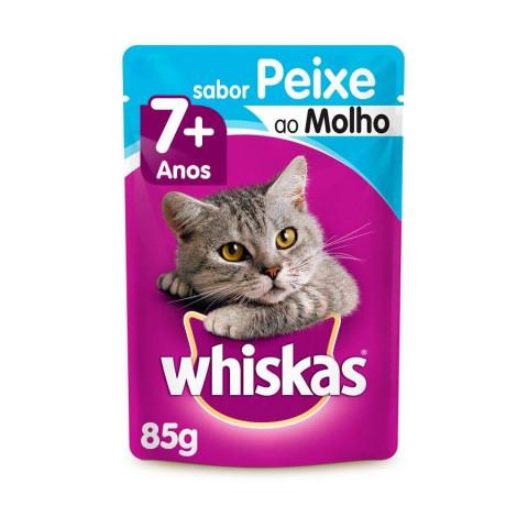 Whiskas Sabor Peixe 7+