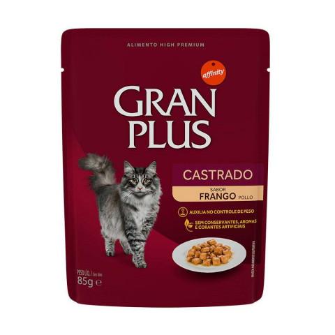 GranPlus Castrado Sabor Frango