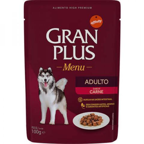 GranPlus Menu Adulto Sabor Carne