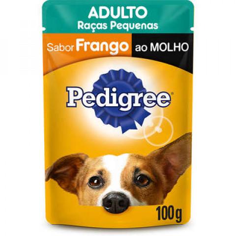 Pedigree Adulto Raças pequena Sabor Frango