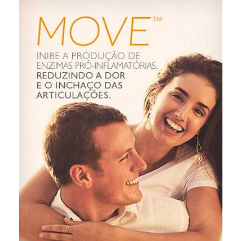 MOVE 50mg - 60 cápsulas