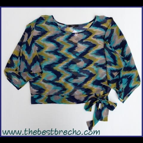 blusa Gracie importada nova!