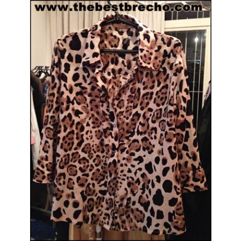 blusa Hit animal print