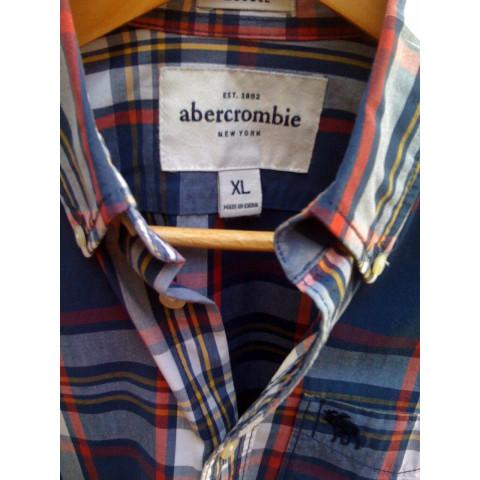 camisa Abercrombie XL Kids