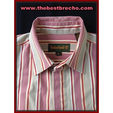 camisa Timberland masculina