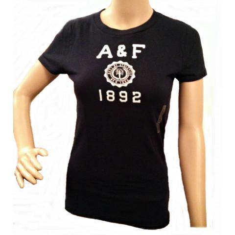 camiseta Abercrombie feminina nova!