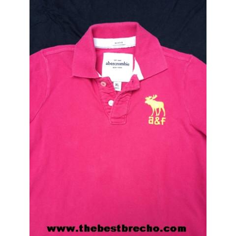 camiseta polo Abercrombie XL Kids