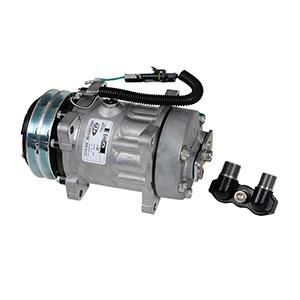 Compressor Sanden 7H15 12V 2A Flex