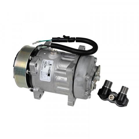 Compressor Sanden 7H15 24V 8PK Flex