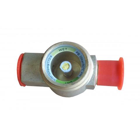 """Visor Líquido TS-DSGMF12 Rosca SGI 1/2"""""""