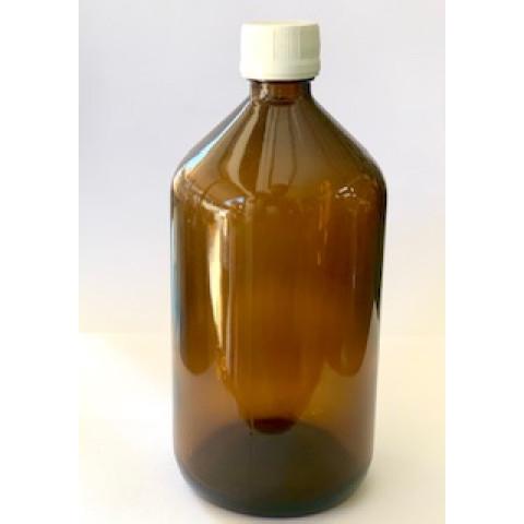 Frasco Âmbar 500 ml