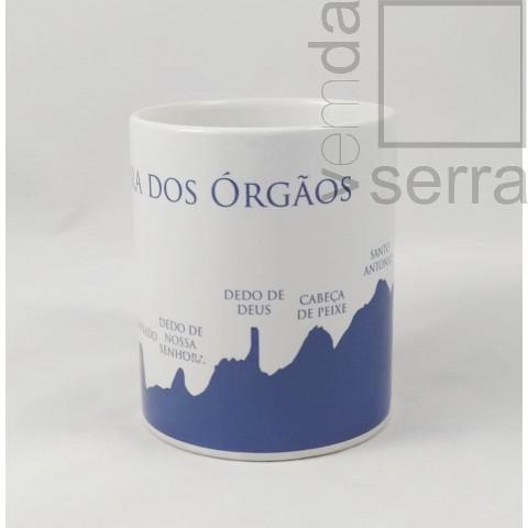 Caneca Picos de Tere - Azul Claro