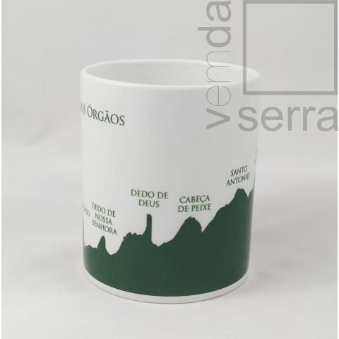 Caneca Picos de Tere - Verde