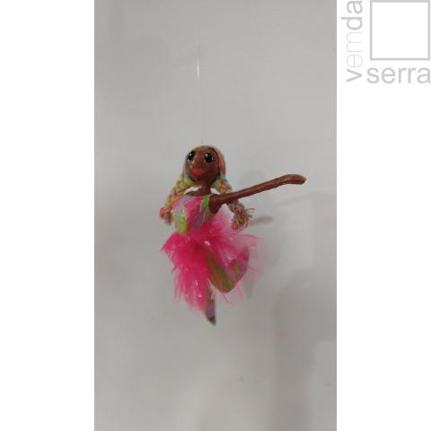 Móbile - Bailarina em pose de reverencia (modelo 2)