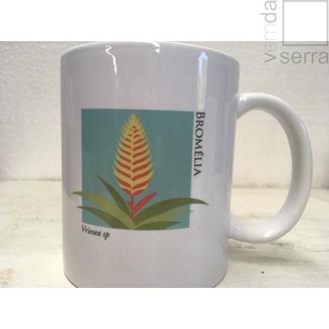 Caneca Bromélia - Linha Flora de Terê