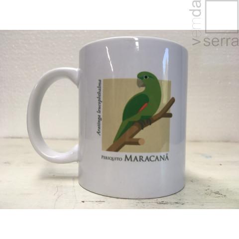 Caneca Maracanã - Linha Fauna de Terê