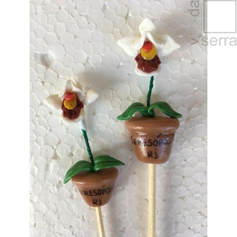 Palitos Flora de Teresopolis - Orquídea (unidade)