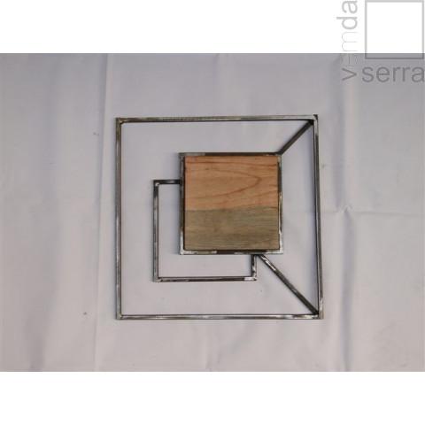 Geométrico Madeira - PAM 1