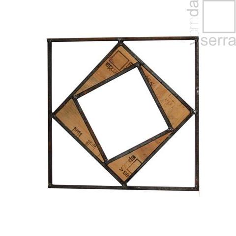 Geométrico Madeira - PAM 3