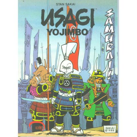 Usagi Yojimo - Samurai