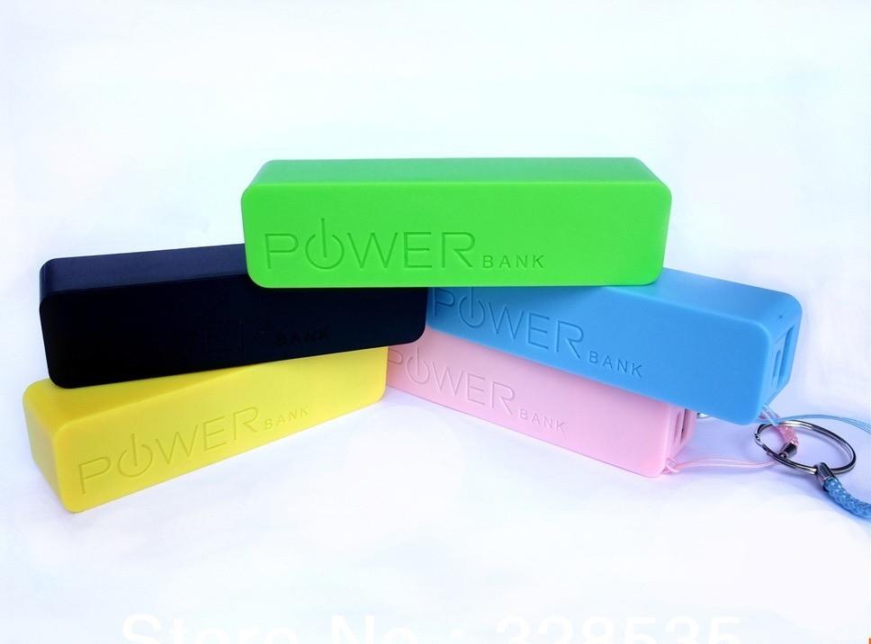 Carregador De Bateria Portátil Power Bank Usb - Frete Grátis