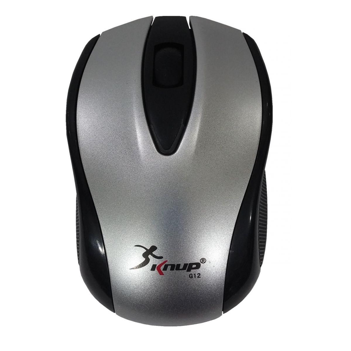Mouse Óptico Wireless Sem fio